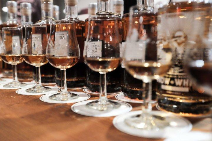 Whisky Impressionen (hier: Säntis aus der Schweiz)